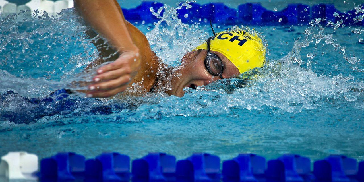 Mistrzowie pływania